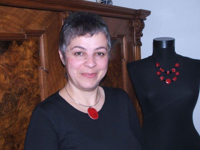 Ullmann Katalin ékszertervező